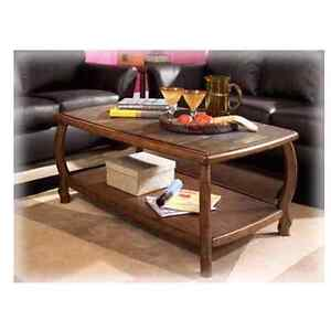 Ashley Depere Coffee Table and End Tables