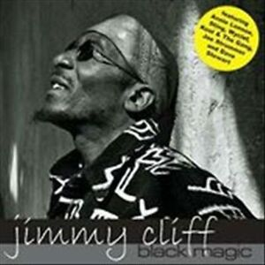 JIMMY CLIFF - BLACK MAGIC  -  NEW AND SEALED CD