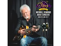 MEMORIES WITH THE LEGENDARY MERRILL OSMOND