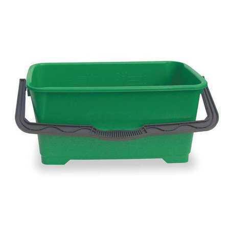 Unger Qb220 Bucket,6 Gal.,Green