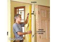 Wanted a Carpenter To Hang 3 Doors