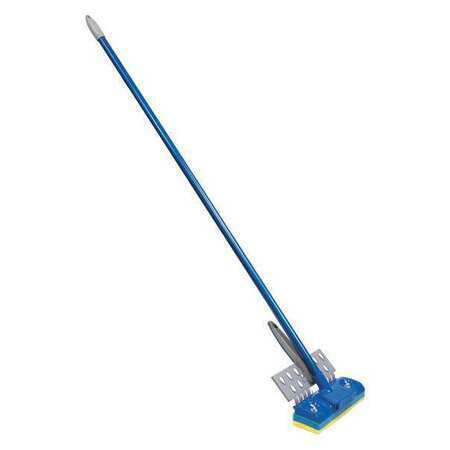 Quickie 514Zqk Cellulose/Cellulene Wet Mop Kit, Blue