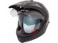 SPADA motorcycle helmet size XL like new ***quick sale***