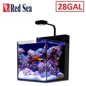 OB MAX NANO COMPLETE REEF SYSTEM R40002 202423018 RED SEA 28 GALLON OPEN BOX