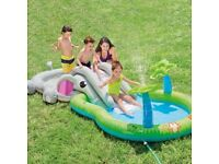 Intex Elephant Inflatable Play Centre paddling Pool new in sealed box