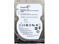 Windows 10 / 8.1 / 7 preinstalled replacement laptop HDD / SSD (120GB - 1TB)