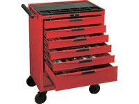 Teng 491 piece mechanics tool kit with tool box
