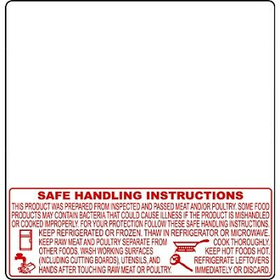 Tor-rey Pls Lsq Tls Wls 60mm Pcs Labels Wsafe Handling12 Rolls 1000roll