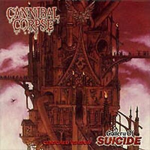 Gallery of Suicide [Clean] [Edited] by Cannibal Corpse (CD, Apr-1998, Metal...