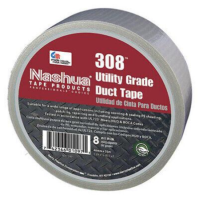 Nashua 308 Duct Tape48mm W55m Lindustrialgray