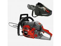 Cobra CS520-18 52cc petrol chainsaw