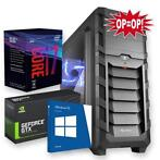 Intel Core i7 8700K / 16GB / 240GB SSD / GTX 1070 Ti 8GB ...