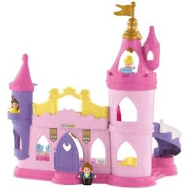 Fisher-Price Little People Dancing Palace