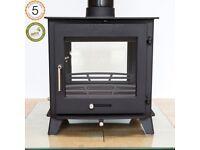 Woodburning Stove - double sided Ecosy +12-14kw