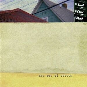 Braid Age Of Acteen 180g rmst w/download vinyl LP NEW sealed