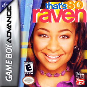 Thats So Raven GBA Game