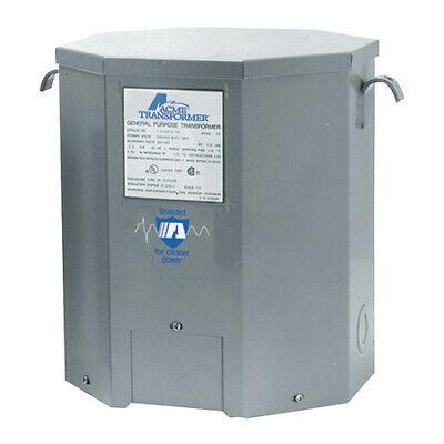 Acme Electric T2535163s Transformer10kva120240vwall