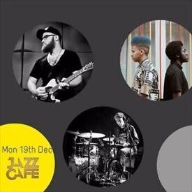 Ben Jones Band / Richard Spaven Trio / Blue Lab Beats - Jazz London