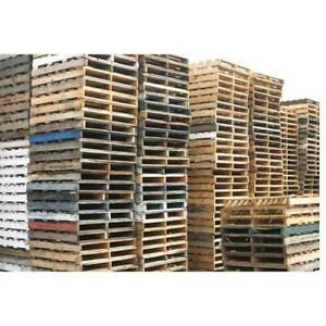 Pallets and Recycling Ingleburn Campbelltown Area Preview