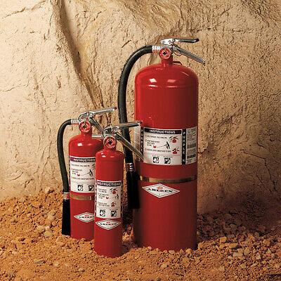 Amerex A413 Fire Extinguisher 120bc Purple K 20 Lb.