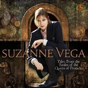 Suzanne Vega Tales From The Realm Of The Queen Of Pentacles vinyl LP NEW sealed
