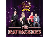 THE RATPACKERS AT VIVA BLACKPOOL