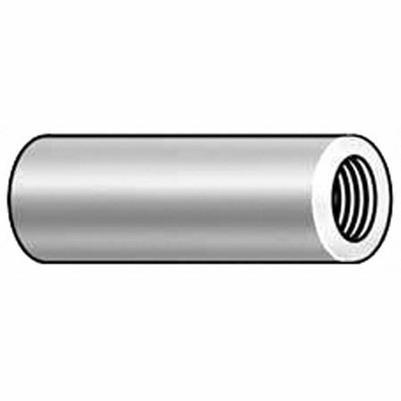 Zoro Select Crh041244gr Round Standoff,#4-40,3/4 L,Pk10