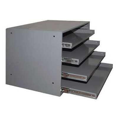 "Durham Mfg 310B-95 Drawer Cabinet, 12-1/2"" X 20-1/4"" X 15"""