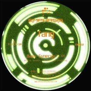 NEW Bass Synergy (Vinyl)