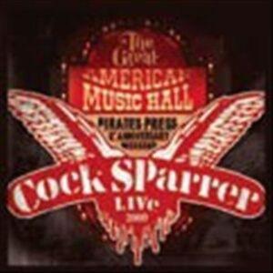 Cock Sparrer Back In Sf 2009 deluxe vinyl LP NEW sealed