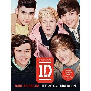 book: One Direction: Dare to Dream: Life as One Direction Cambridge Kitchener Area image 1