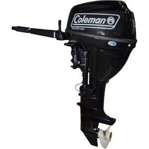 Coleman (Parsun) 9.8HP 4 stroke, Outboard Motor