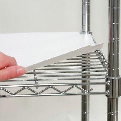 5GRE2 Shelf Liner, 48 x 18 in., White, PK4