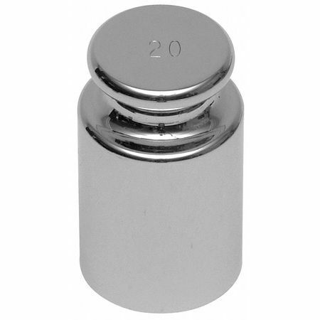Ohaus 80850127 Calibration Weight,500G,Stainless Steel