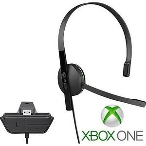 REFURB XBOX ONE CHAT HEADSET - 115247545 - MICROSOFT VIDEO GAMES