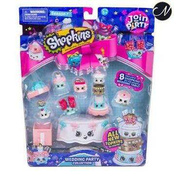 Shopkins Season 7, NIEUW Playsets en packs !!