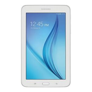"Samsung Galaxy Tab 7"" E Lite 8GB Android 4.4 Tablet"