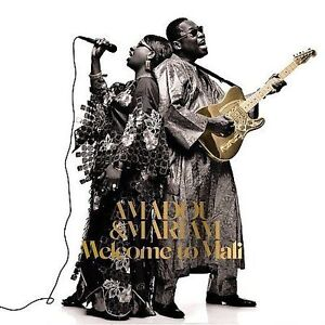 Amadou & Mariam Welcome To Mali (W Cd) vinyl LP NEW sealed