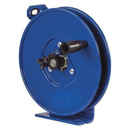 COXREELS SDHL-200 Static Discharge Cable Reel,Blue,200 ft