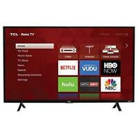 "TCL 43"" CLASS 1080P ROKU LED SMART TV"