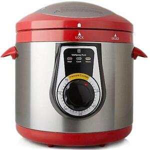 WolfGang Puck 7 QT Pressure Cooker Brand New!!!