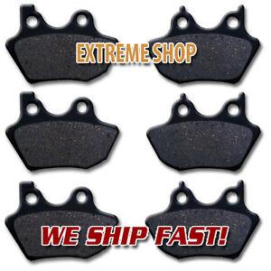 HARLEY-Front-Rear-Brake-Pads-FLHTC-FLHTCi-Electra-04-07