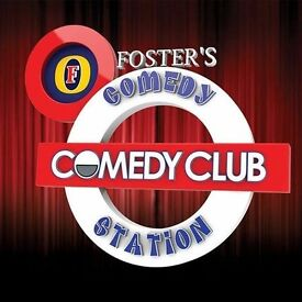 The Comedy Station Comedy Club on 22nd October 2016