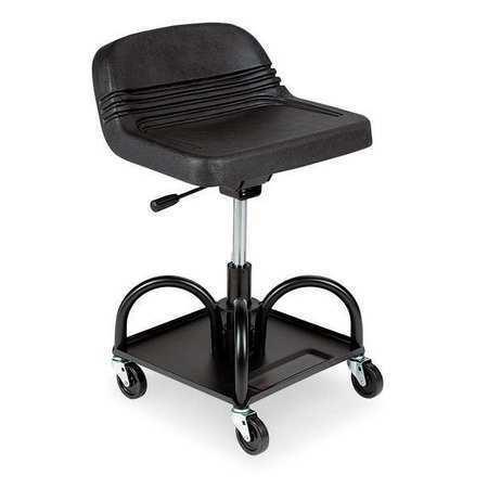 "Whiteside Hras Mechanic Seat,480 Lb.,17 To 22""H"