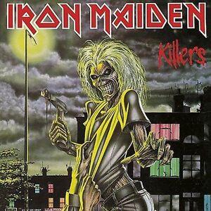 Killers-ECD-Iron-Maiden-CD-Sealed-New