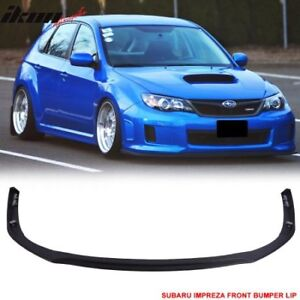 11-14 Subaru WRX STI V Limited Lip & Pitch stop mount