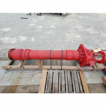 Unused Bell & Gossett Single-stage Vertical Turbine Pump - Model VIT-CT