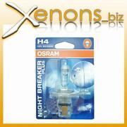 H4 Xenon Bulbs OSRAM