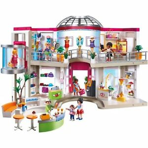 Playmobil Furnished Shopping Mall