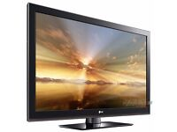 """[Excellent Condition] LG 42LK450U 42"""" Full HD 1080p LCD TV + Freeview + HDMI + USB + REMOTE"""